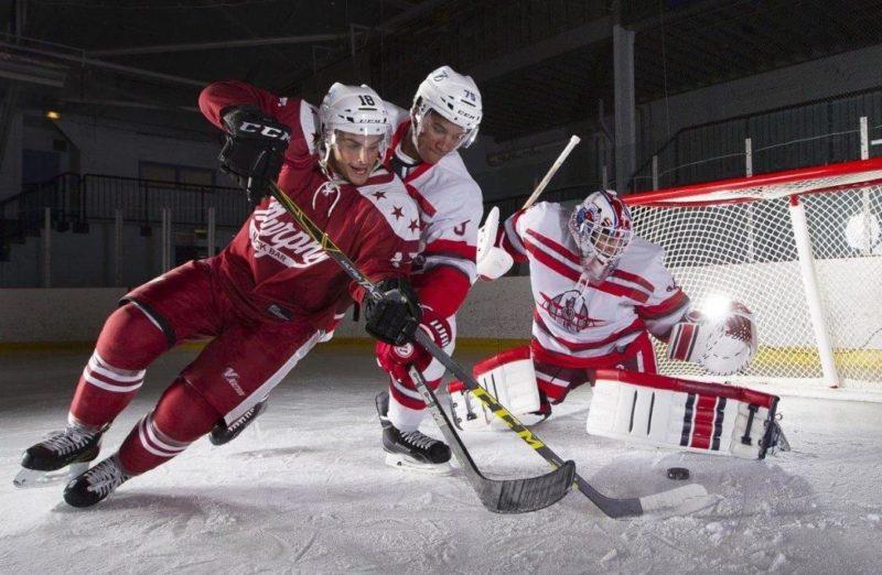 3 ординара - ставка на хоккей